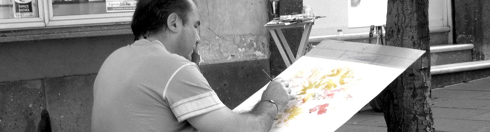 giampiero pierini acquerelli biografia