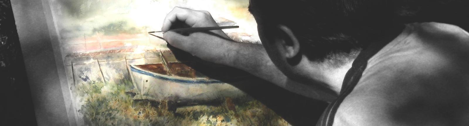 giampiero pierini acquerelli corsi